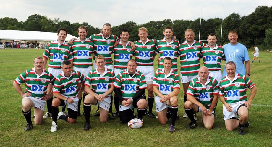 Legends Rugby Festival in London