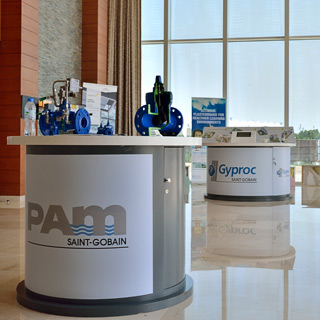 Saint Gobain 350th Anniversary Conference In Abu Dhabi