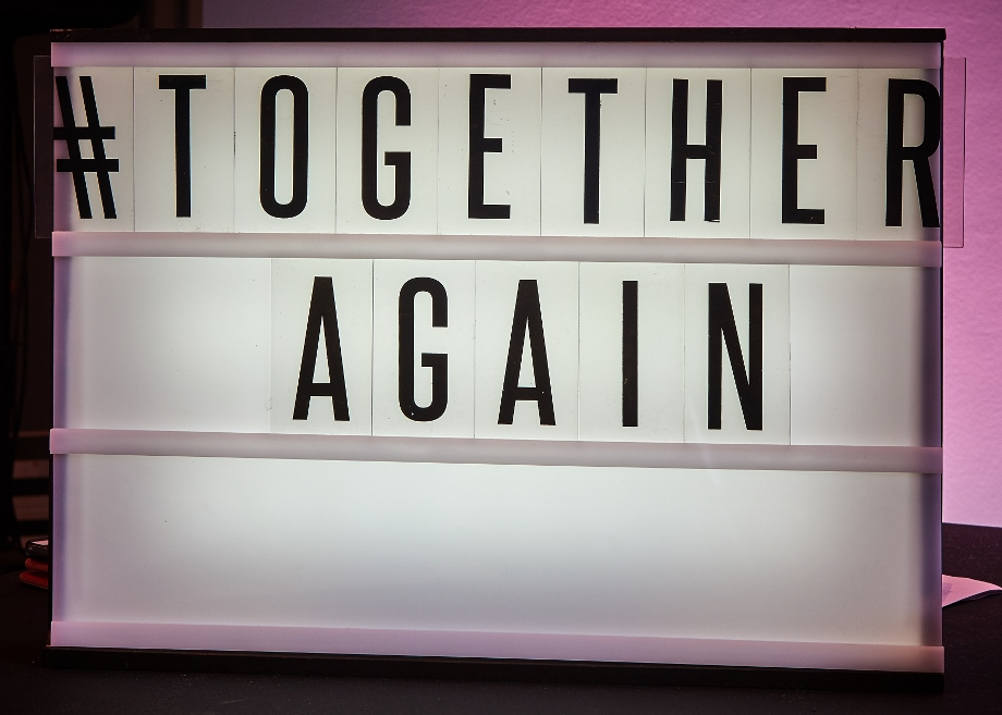 #TogetherAgain