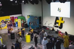 AJ+ Arabi stage