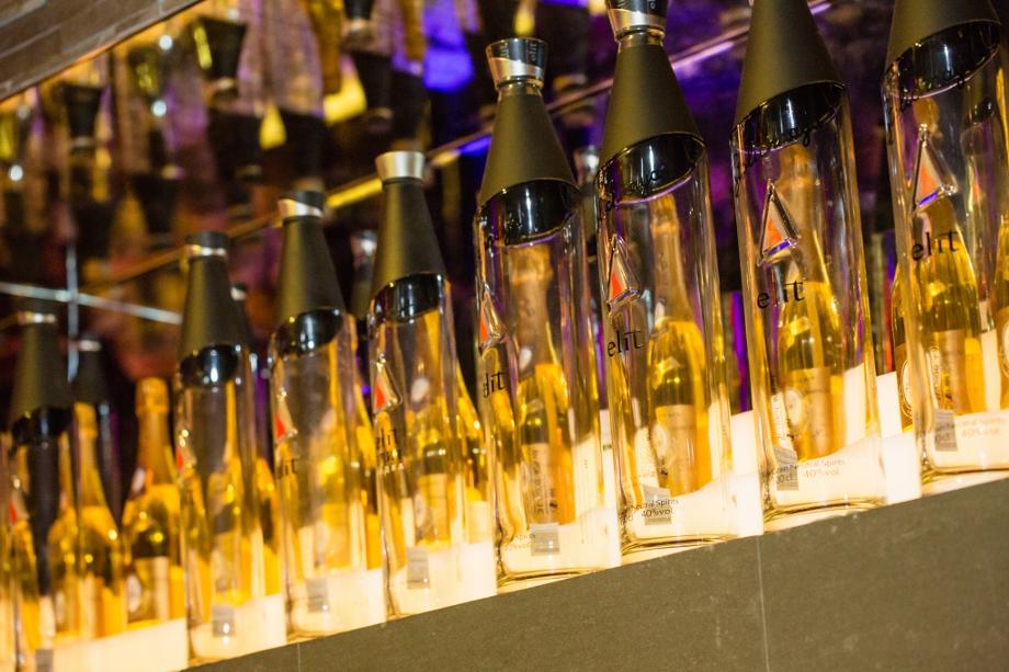 elit by stoli bottles