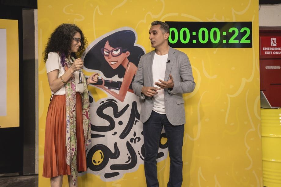 The Arabic Speaking Game