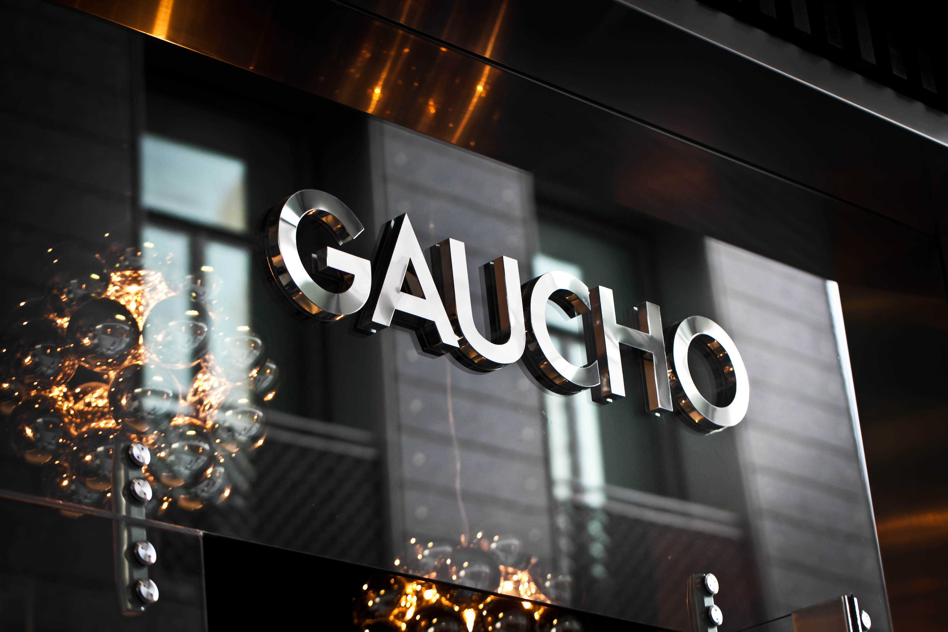 Gaucho sign