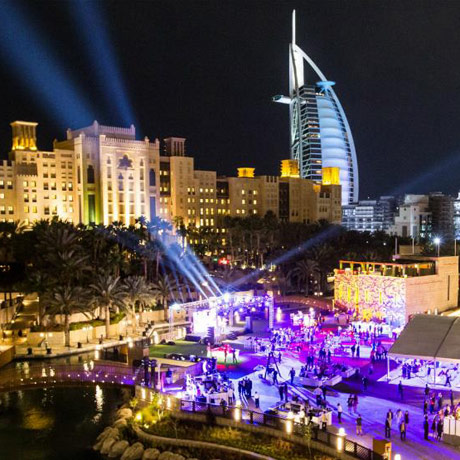 destination management Dubai