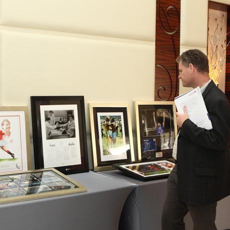 silent auctions Abu Dhabi